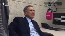 """Рөстәм Миңнеханов: """"Телевидение юкка чыгачак"""""""