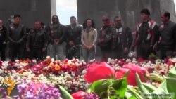 Իրազեկման 5,000 կիլոմետր՝ հայ բայքերները հասել են Երևան