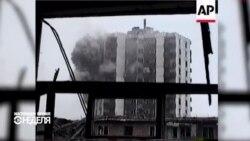 Как в Чечне судят украинцев за бои на площади Минутка