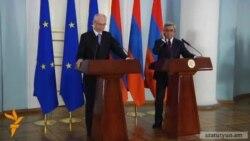 ԵՄ-ն 25 տոկոսով կավելացնի Հայաստանին տրվող ֆինանսական աջակցությունը