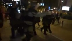 Vazhdojnë protestat në Shkup