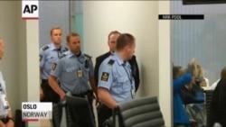 Breivik 21 il həbs cəzası aldı
