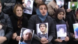Daghestani Women Protest Kidnappings