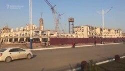 Plan To Demolish Historic Uzbek Minaret Canceled