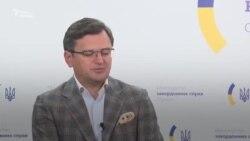 Коментар міністра Кулеби з приводу Міхеїла Саакашвілі