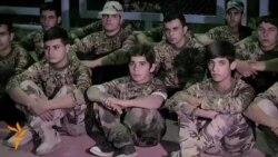 Iraqi Turkomans Prepare To Fight Islamic State Militants