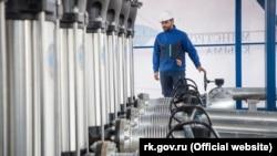 Насосная станция Бештерек-Зуйского водовода