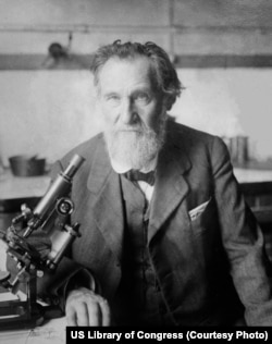 Ilia Mecinikov, laureat al premiului Nobel pentru Medicină (1908), sub îndrumarea căruia a studiat Ion Cantacuzino la Institutul Pasteur din Paris.