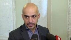Народні депутати про відставку Зураба Аласанії