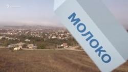 Молочная экспертиза Крым.Реалии (видео)