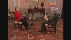 Interview With Hillary Clinton