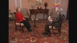 Intervistë me Hillari Klinton