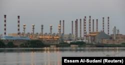 Rafinerija nafte Abadan u jugozapadnom Iranu