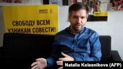 Oleg Kozlovski, cercetătorul Amnesty International din Rusia, 23 aprilie 2021