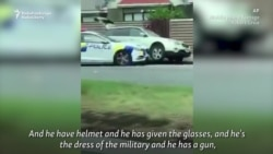 Eyewitness Describes Terror Of New Zealand Mosque Attack