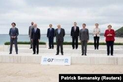 """Саммит """"Большой семерки"""""""