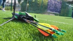 У Києві на спортивній базі ЗСУ провели відкрите тренування «нескорених» (відео)