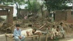 Пакистан: селдин кесепеттери