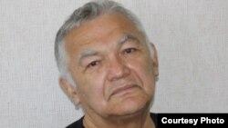"""Мунаввар Мансурхоҷаев (Акс аз """"Азия-Плюс"""")"""