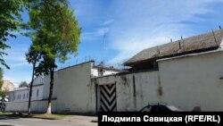 Следственный изолятор в Пскове