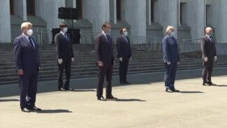 Kazakhstan Holds National Day Of Mourning For Those Who Have Died From COVID-19 (Clean)