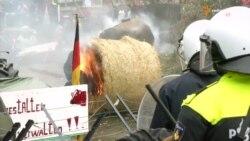 Бельгійські фермери заблокували центр Брюсселя