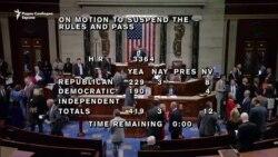 Претставничкиот дом на Конгресот усвои закон за нови санкции врз Русија