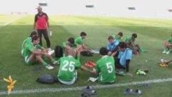 استعدادات الأولمبي العراقي