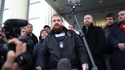 Демушкина оставили под домашним арестом