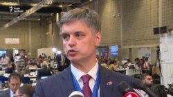 Пристайко: приємно, що США поділяють точку зору України щодо «Північного потоку-2» – відео