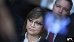 BSP leader Kornelia Ninova