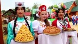 Казан халкы Сабан туенда күңел ачты
