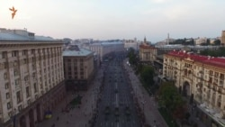 Киевда мустақиллик олдидан парад репетицияси