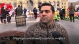 Iranians In Armenia Discuss Unrest Back Home