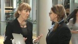 Europarlamentara Monica Macovei despre miza alegerilor locale din R. Moldova