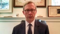 برایان هوک: با بازگشت تحریمهای ایران «اتفاقات خوب زیادی رخ میدهد»
