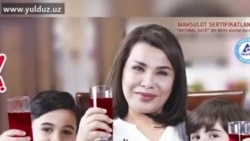 Реклама қилувчи санъаткорларни танқид қилган Юлдуз Усмонова ўзи рекламада чиқди