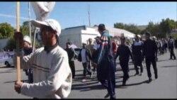 Жалал-Абаддагы митингдин талабы