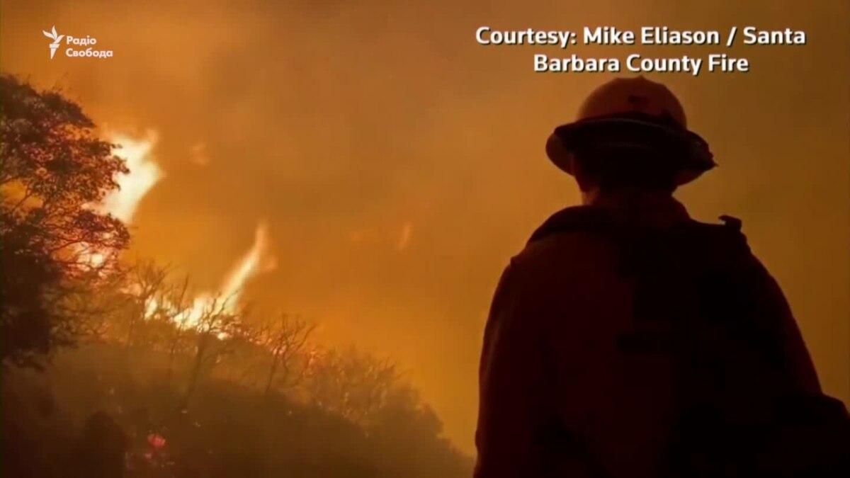 Пожара уровня австралийских могут стать обычными по всей планете – ученые (видео)