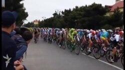 """""""Tour d`Azerbaidjan"""" veloyürüşü başladı"""