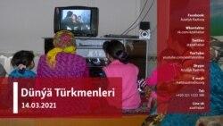 Türkmen çagalar baglarynda türk multfilmleriniň, özbek TW-sinde türk seriallarynyň çäklendirilmegi