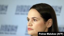 Swetlana Tihanowskaýa