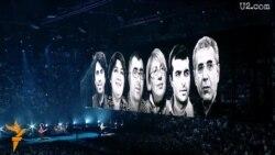 Bono i U2 za zatočene Azerbejdžance