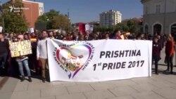 Prva parada ponosa na Kosovu