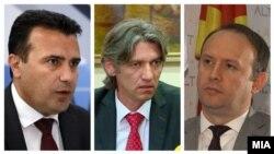 Зоран Заев, Зијадин Села и Африм Гаши