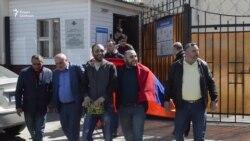 Задержанных в Москве граждан Армении отпустили до суда