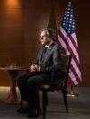 UKRAINE -- U.S. Secretary of State Antony Blinken
