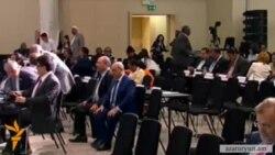 Հովակիմյանը Ստամբուլի համաժողովում հակադարձել է Ալիևին