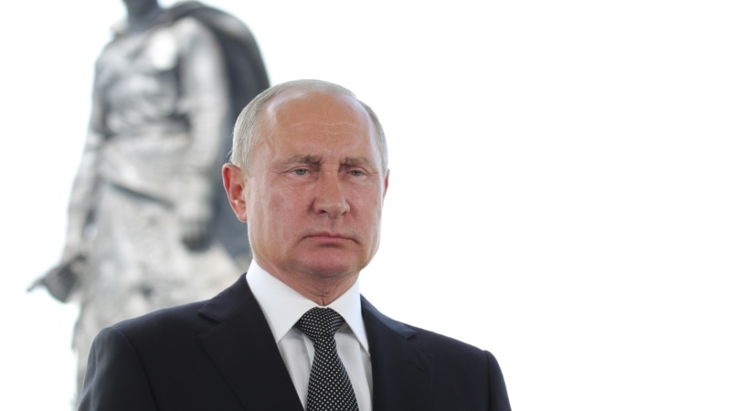 Putin Urges Russians To Vote For Constitutional Changes That Could Extend His Rule