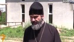 Архиепископ Климент о поджоге его дачного дома